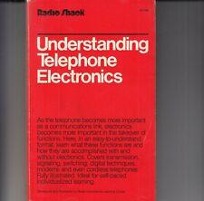 Understanding Telephone Electronics Radio Shack Texas Instruments 1983 Paperback