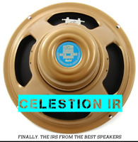 Celestion best IRS Bundle. (not physical speaker) FREE IRS PACK.