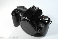 Old vintage reflex Canon EOS 500 SLR film analog camera kamera camara /2