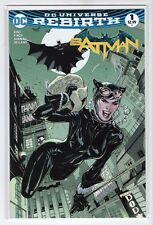 Batman DC Comics Rebirth Issue #1 (Midtown Comics Variant Cover)
