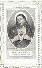 Canivet Sacré Coeur de Jésus XIXe Siècle