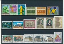 D074329 Luxembourg Nice selection of MNH stamps