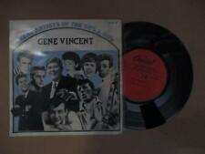 Gene Vincent, EP, NZ pressing