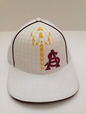 best sneakers 37a89 00cd7 ... sale arizona state sun devils top of the world matrix steretch fit hat  s m white 3af45