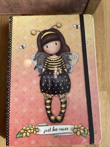 Santoro Gorjuss Just bee-cause Hardcover A5 Notebook