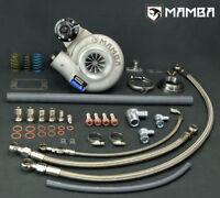 "MAMBA GTX Turbo Low Mount For Nissan TD42 GU 3"" Non Anti TD05H-18G 6cm T3 V-Band"