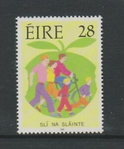 Ireland - 1992, Healthy Living Campaign stamp - MNH - SG 833