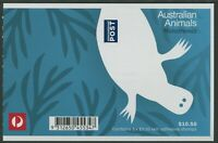 AUSTRALIAN MONOTREMES: PLATYPUS 2016 - MINT UNFOLDED BOOKLET OF $2.10 S/A