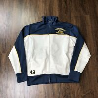 Vintage Abercrombie & Fitch Track Jacket Full Zip Womens Large