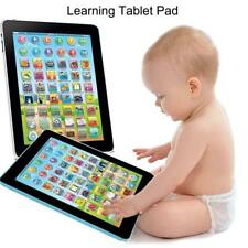 Mini Kids Laptop Tablet Ipad Computer Child Educational Game Toy Learning Gift