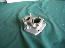 Vintage McCulloch Racing go Kart Dual Carb Engine Intake