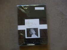 KYLIE AT HOME ADELLA COCOA SINGLE DUVET COVER BNIP
