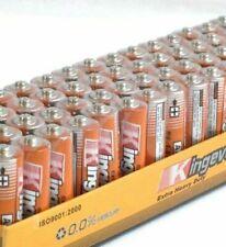 100 Aa Batteries Heavy Duty 1.5v. 100 Pack Wholesale Bulk Lot New Fresh
