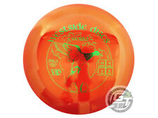 New Westside Discs Vip World 173g Red Green Foil Distance Driver Golf Disc