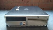 HP DC7700 SFF Pentium D Dual Core 2.8GHz 2Gb RAM 80G HDD DVDRW KB&Mouse