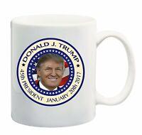 Donald Trump Inauguration Coffee Mug Funny Ceramic Coffee Mug Gift For Men Women