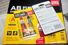 2-pack AB epoxy resin adhesive glue, 20g, USA free shipping