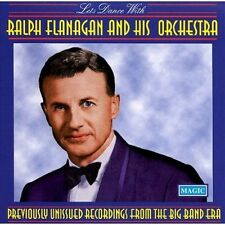 Ralph Flanagan - Let's Dance with [New CD]