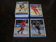 1990-91 Score Hockey---Young Superstars---Complete Set 1-40---NrMt