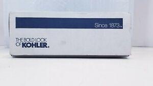 KOHLER 14380-BL Purist Wall Mount Soap Dispenser Matte Black