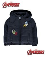 Jacket Padded Hoodie Boy Avengers from 3 choose 12 Years