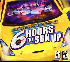 Midnight Outlaw: 6 Hours to Sun Up (PC-CD, 2006) Win 2000/XP - NEW CD in SLEEVE