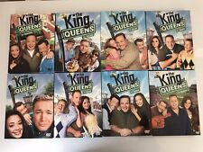 King of Queens DVD Box Sets Seasons 1 2 3 4 5 6 7 8