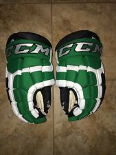"Pro Stock Pro Return University Of North Dakota CCM HG50 Glove 14"" Flex Thumb"