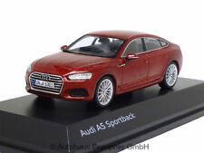 Audi A5 Sportback 1:43 Matadorrot 5011605032 Modellauto Minimax Rot