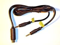 3 FT - FT8/FT4/JT65/PSK Audio Interface 6-Pin Mini DIN Cable DC-11F for YAESU