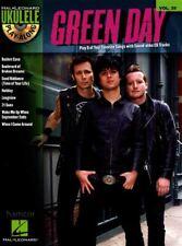Green Day Ukulele Play-Along Chord Melody Songbook & Backing Tracks CD