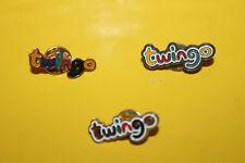 RARE Série complète de Pin's Twingo 1 Couleurs différentes  - Collection