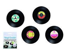 Untersetzer Vinyl-Untersetzer Schallplatte Coaster Bierdeckel Glasuntersetzer