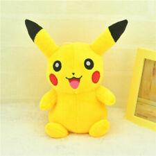 "Pokemon Go 8"" Pikachu Plush Soft Toy Stuffed Animal Cuddly Kids Doll Gift"