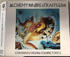 Alchemy: Dire Straits Live [Remaster] by Dire Straits (CD, Jun-1996, 2 Discs,...