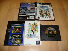 FINAL FANTASY CRYSTAL CHRONICLES DE SQUARE-ENIX PARA LA NINTENDO GAME CUBE USADO