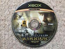 Full Spectrum Warrior - Original Xbox DISK ONLY UK PAL