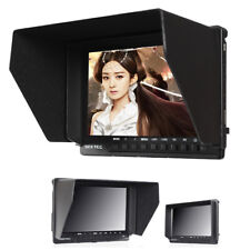"7'' IPS Full HD 1920x1200 1080p HDMI Camera Video Monitor 4K 1/4"" For Sony Canon"