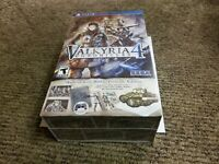 Valkyria Chronicles 4: Memoirs from Battle Premium Edition PlayStation 4 new ps4