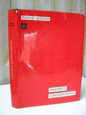 Nello Ponente : Peinture moderne, tendances contemporaines  Skira 1960