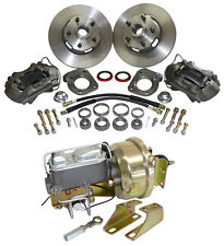 1964-66 Ford Mustang V8 Power Disc Brake Conversion Kit
