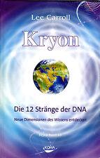 KRYON Band 10 - Die 12 Stränge der DNA - Buch mit Lee Carroll - KOHA