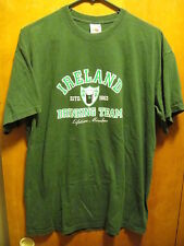 IRISH DRINKING TEAM ~ EST 1863 ~ Lifetime Member T Shirt Large