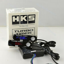 HKS Universal Digital Auto Car Type 0 Turbo Timer with White LED Display Logo