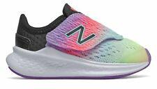 New Balance Infant Fresh Foam Fast Shoes Purple with Black