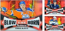 2017-18 Parkhurst Blow The Horn **** PICK YOUR CARD **** From The Insert SET