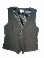 Karen Millen Button Hip Length Waistcoats for Women