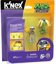 K'Nex Plants vs. Zombies Mummy's Tomb Set #53108