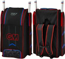 34f46cec2e99 2019 Gunn   Moore 707 Black Red Duffle Cricket Bag Size 76 x 36 x 31cm