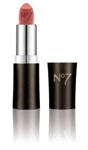 No7 Moisture Drench Lipstick - Desert Rose Full Size 3.8g New